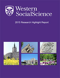 2015 Social Science Annual Report
