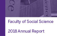 2018 Annual Report Western University Faculty of Social Science