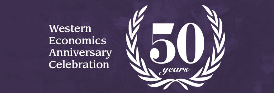 Western Economics 50th Anniversary Celebration