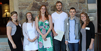 Winners of Graduate Awards offered by Western University
