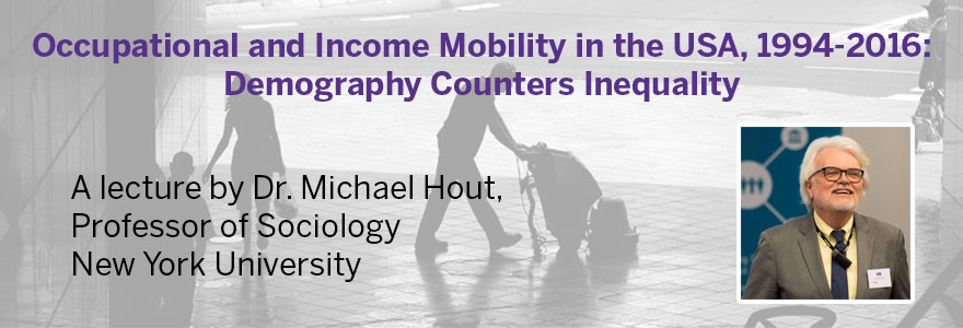 Occupation and Income Mobility in the USA: Demography Counter Inequality