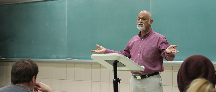 Anton Allahar, Professor of Sociology, Western University