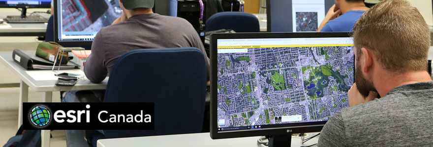 "The Department of Geography recently signed on to become the 11th Esri Canada Centre of Higher Education Excellence (ECCE).  The ECCE program is intended  to give recognition and special status to qualifying  departments within post-secondary institutions in  Canada that educate students in Environmental Systems Research Institute Inc (Esri) Geographic Information Systems (GIS) technology.    ECCE centres have ""a critical mass"" of GIS expertise,  said Jamie Voogt, Chair of the Department of Geography,  including relevant courses, enrolments, number of  graduate students and Faculty members specializing  in GIS.  The ArcGIS software is widely used in industry and  research, and training on this software provides  important hands-on experience for our students.    Western has a campus-wide site licence for ArcGIS from Esri for faculty and graduate students.  Undergraduate students can access a limited number of one-year Esri student licences.    ""Before we used ArcGIS in our courses we had a lot of student demand for it,"" said Voogt.  Geography has been using ArcGIS within its GIS courses now for several years, and with the current development of a new teaching computer laboratory and faculty renewal in the area of Geographic Information Science beginning this year, the department felt the time was right to join the ECCE program.    At Western, research and teaching on Geographic  Information Science (GISci) is focused in the Department of Geography in three core areas of GISci: GIS, remote sensing and cartography.   GIS research and teaching include: exploratory  spatial data analysis, spatial modelling, spatial statistics, multi-criteria analysis, and visualization methods. The GIS-based approaches are applied to answer research questions and to analyze spatial planning/policy-related problems in the areas of: health and health care, urban land use, sustainable development, water systems, and landscape studies.   Remote sensing methods (such as pattern recognition, feature detection and extraction techniques)  address specific topics with an emphasis on  environmental issues with local and global significance including: natural resource management and earth  surface processes such as vegetation patterns, river channel form, and urban surface temperatures.   Cartography complements the two main teaching and research interests in GISci. This research strand centres on history of cartography, historical maps, and lunar and planetary cartography and mapping.  As an ECCE, the Department of Geography will be  looking for up to six student associates on an annual  basis to represent Western, participate in an App Challenge held by Esri and contribute regularly to a blog.  These students will receive coaching and training in  custom software application development on the web and on mobile computing platforms.    Student associates will be entitled to receive an ArcGIS Developer Premium Subscription, free registration at local Esri Canada user conferences, have free access  to Esri instructor-led training courses, and have access  to Esri Canada Higher Education staff for developer/ technical support.   The student engagement with the program is intended to help promote communication and collaboration between schools and amongst disciplines on campus that use GIS technology.  The program will help improve students' career networking, education and practical training and their contributions to the program will build capabilities in GIS software for other users. Geography looks forward to becoming the newest ECCE in Canada."