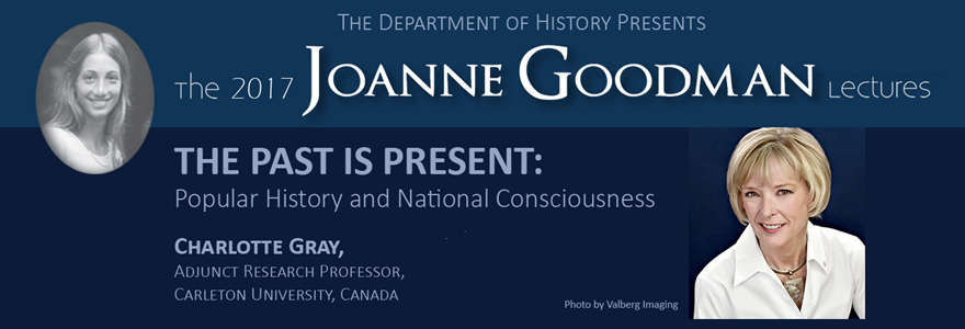 Joanne Goodman Lectures