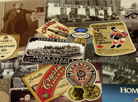 Labatt virtual exhibit highlights work of public history students