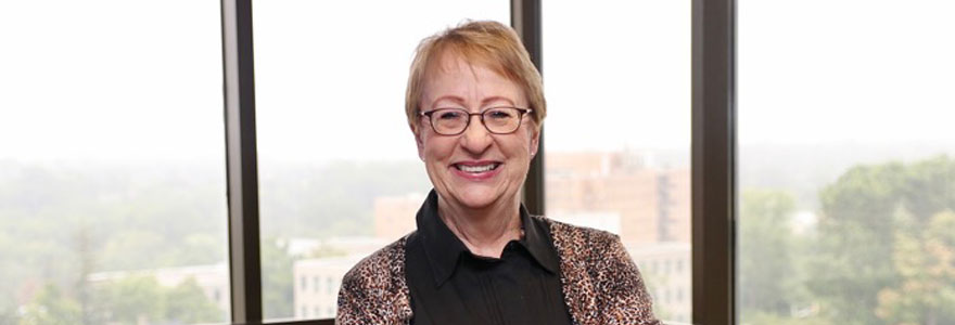 Linda Brock, Director of Administration, Faculty of Social Science