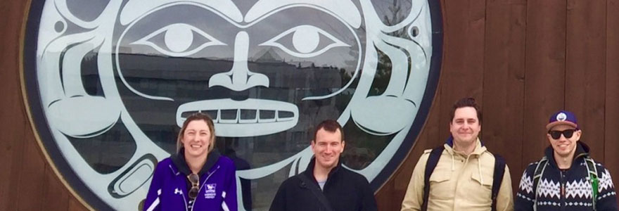 Western researchers travelled to Whitehorse to attend the National Aboriginal Hockey Championships