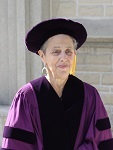 Janice Stein recipient of an honorary doctorate from Western University