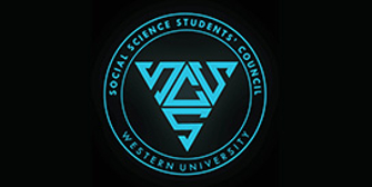 Logo of Social Science Student Council at Western University