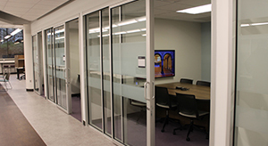 Study Rooms in the Faculty of Social Science Reading Room at Western University