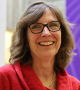 Joan Finegan, Acting Dean, Faculty of Social Science